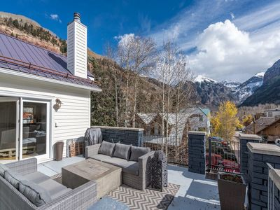 Photo for 4BR Villa Vacation Rental in Telluride, Colorado