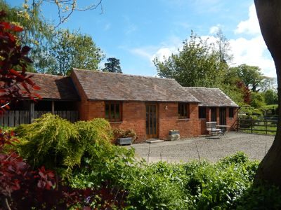 Photo for Sunny Cottage over-looking part of a Large Garden, in rural surroundings.