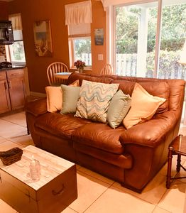 Only 1.7 miles from the beach, you can relax in comfort!