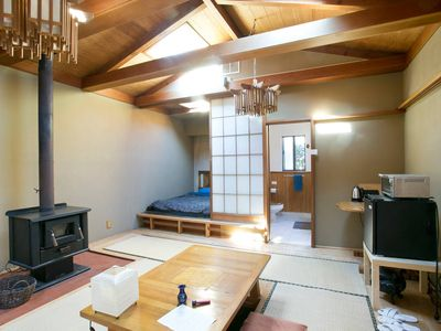 Photo for Traditional Japanese Tea House- garden cottage