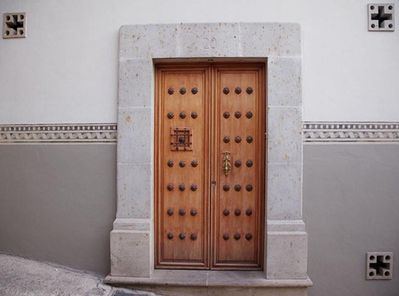 Behind these doors, an Oasis