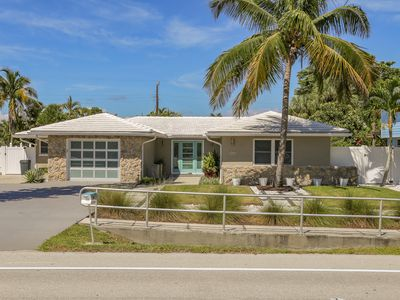 Photo for 3 bedroom, 2 full bath home at the south end of the Island