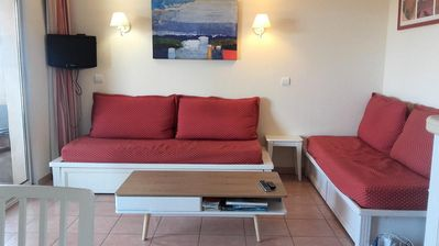 Photo for Village Pont Royal in Provence - Maeva Individual - 2 room apartment 7 people Confort
