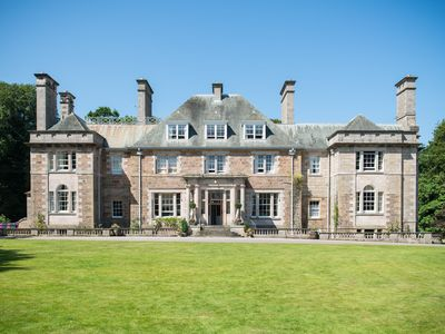 Photo for Classically beautiful large family friendly retreat, situated on the Moray Firth