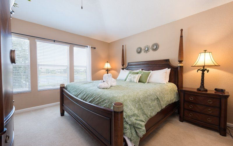 Windsor Hills Resort 374 - villa with private pool & themed bedrooms near Disney