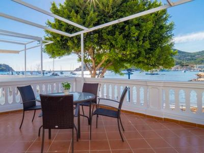 Photo for VELL MARI - Beautiful Terrace at Port Andratx