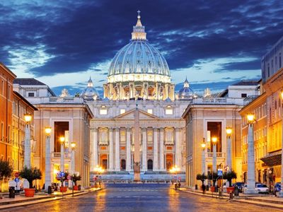 Photo for Marvelous apartment center of Rome 100 metres from St. Peter's Basilica Free Wif