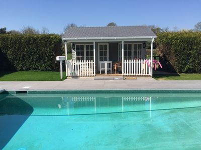 Photo for lovely country cottage POOL  The Cottage Sleeps 4 (2 Bedrooms)