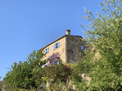 Photo for THE BLUE HOUSE CLOSE TO THE GORGES OF THE ARDÈCHE