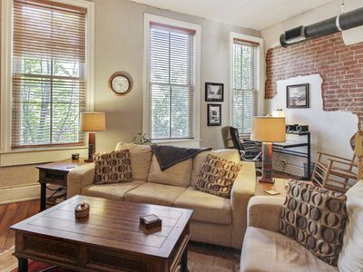 Photo for 39 Biltmore Loft - historic building in the Heart of exciting downtown Asheville