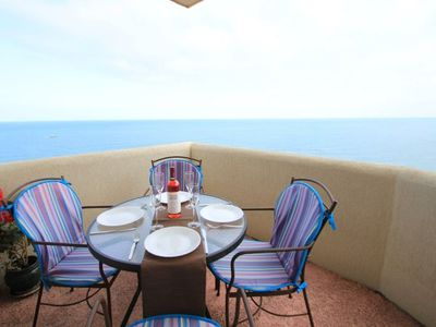 Photo for Beachfront Benalmadena Costa Benalbeach