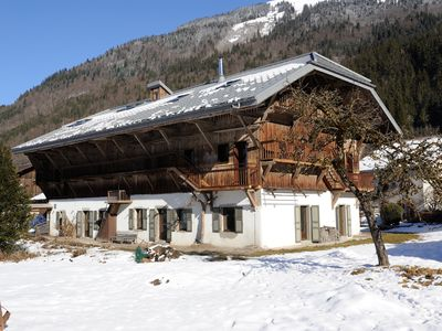 Photo for SAMOENS - 65m2 apartment in chalet