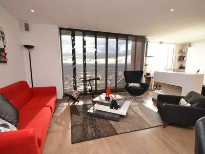 Photo for KALLIOPE - 2 Br.  Luxury Apartment with Amazing city views