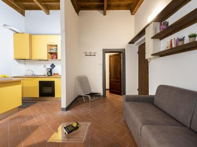 Photo for Romantica apartment in Duomo with WiFi.