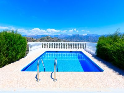 Photo for Vacation home Villa Montemar in Nerja - 4 persons, 2 bedrooms