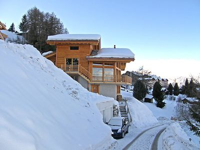 Photo for Vacation home Chalet Aquarius in Nendaz - 10 persons, 5 bedrooms