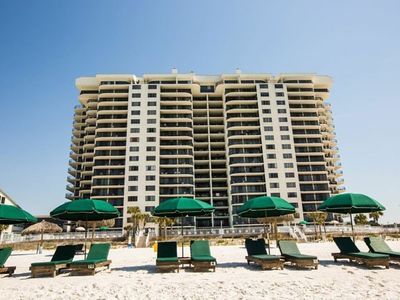 Photo for Watercrest Condo. Winter, Spring, Summer or Fall....Large 2/2 with beach service
