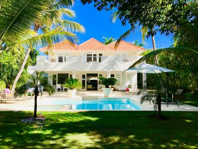 Photo for Cozy and modern villa in Puntacana Resort & Club