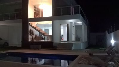 Photo for Modern house w \ pool overlooking the sea. Non ad on OLX