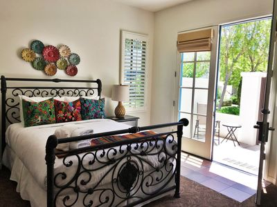Photo for Perfect Summer Hideaway!  $165 a night, POOL side & a STUNNING Mountain view!