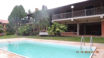 Marcondes farm in Tiete City, Beautiful environment and pleasant