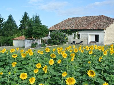 Photo for 3BR Cottage Vacation Rental in Brossac, Nouvelle-Aquitaine