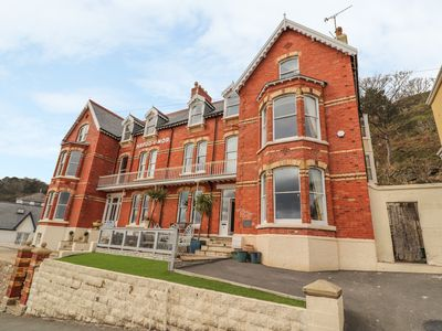 Photo for BEAULIEU HOUSE, pet friendly, with open fire in Llandudno, Ref 986801