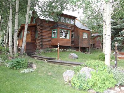 Photo for Charming 3 plus bedroom home on the West end of town.