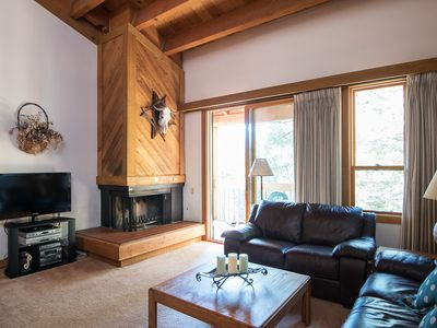 Photo for Spring Special! Updated 2-bedroom Northstar condo with Sierra Nevada views-walk to Northstar Village