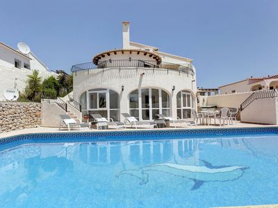 Photo for Vacation home Casa Alegria in Dénia - 9 persons, 5 bedrooms