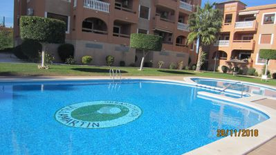Photo for This apartment is just 5 mins walk from Villamartin Plaza and supermarket etc