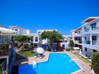 Photo for Apartment Minos Village Apartment  in Agia Marina, Crete - 4 persons, 1 bedroom