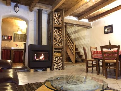 Photo for Gite 6 persons 75m2, classified 3 stars, Near Plagne Montalbert