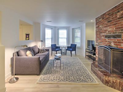 DC Apt in Shaw Area - Walk to Metro, Shops & Cafes