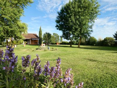 Photo for House with pool and very large garden in Toulouse countryside