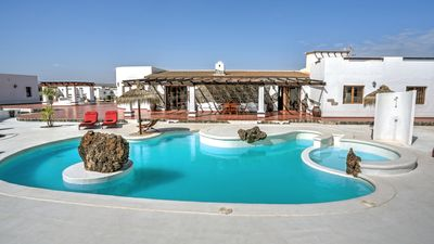 Photo for Holiday house Casillas de Morales for 1 - 10 persons with 5 bedrooms - Holiday home