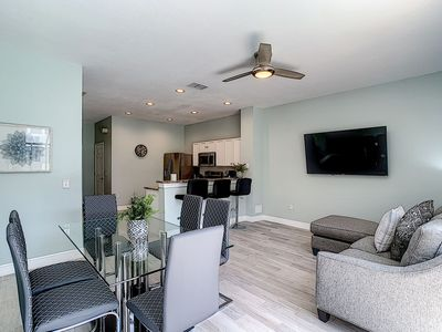 Photo for Serene newly-renovated townhouse next to Disney with private pool!