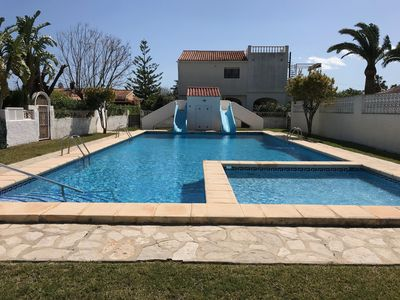Photo for 1BR Apartment Vacation Rental in Els Poblets, Comunidad Valenciana