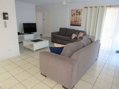 Photo for Beachside Villa 2 BR