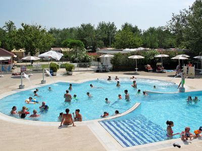 Photo for Vacation home Marina Camping Village (PMT222) in Punta Marina - 6 persons, 2 bedrooms