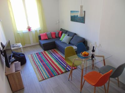 Photo for Apartments POJISAN are situated in Split in the area of Bačvice