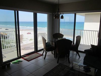 Photo for TOP FLOOR - Ocean Views, Steps To Beach, Pool, Great Restaurants Nearby