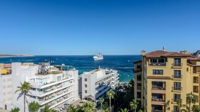 Photo for One Medano Beach - Ocean Views - City Views - In the heart of Los Cabos