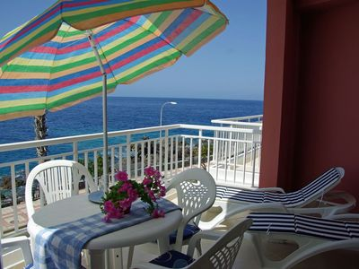 Photo for Holiday Apartment - 3 people, 80m² living space, 2 bedroom, bathroom, Have a shower)