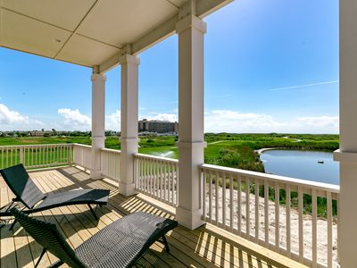 Photo for Gorgeous Gulf-View 5BR w/ Pool, On-site Dining & Beach Boardwalk Access