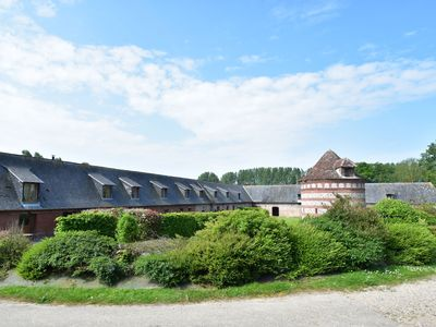 Photo for Modern spacious gite, part of a rural property a short distance from the Norman coast