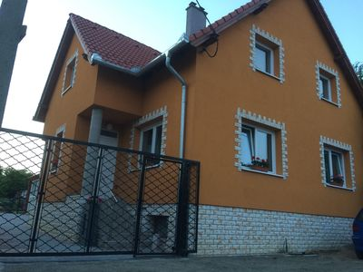 Photo for Discover Balaton - Sumeg in a new-build house