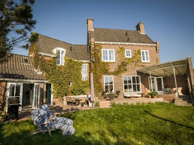 Photo for Zeevilla Duinhorst, a fully renovated villa in a great location