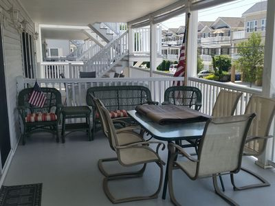 Photo for 3BR and 2BA Property only One Block To The Beach!