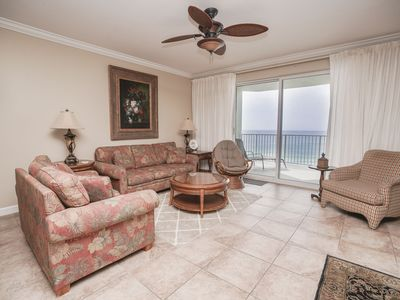 Photo for 4 BEDROOM WOW!!! Beachfront - Family Friendly & Super Fun!!!! Click to Sea!